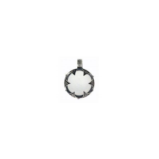 309-30 Vedhæng m, godtlandsk krystal