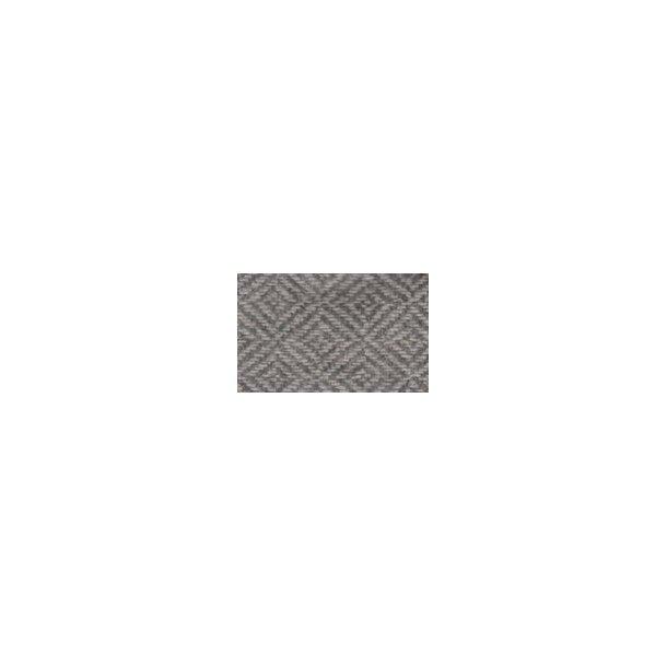 U 206-202 Grå diamantkipervævet